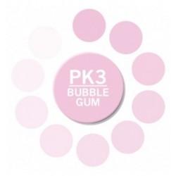 Pen Bubble Gum PK3