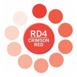 Pen Crimson Red RD 4
