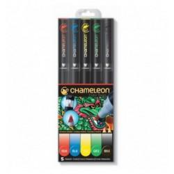 5-Pen Set Primary