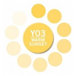 Pen Warm Sunset YO3
