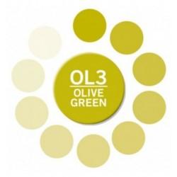 Pen Olive Green OL3