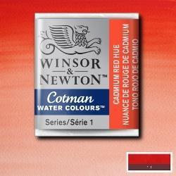 Cotman  1/2 nap Cadmium Red Hue