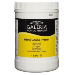 Winsor & Newton Galeria Gesso Primer 1lt