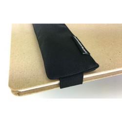 Etui voor rond een notebook