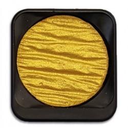 crystal GOLD 30mm nap Kalligrafie/Aqaurel/Gr