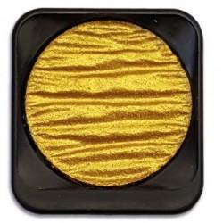 Antique/olympic GOLD 30mm nap Kalligrafie/Aqa