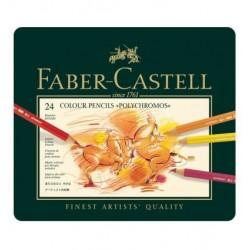 faber castell polychromos set 24