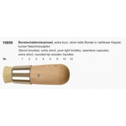 "sjabloneerpenseel 19899 4"""