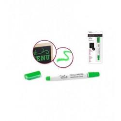 krijtmarker-vetkrijt Fluo groen