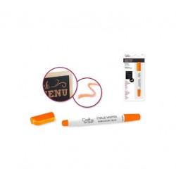 krijtmarker-vetkrijt Fluo oranje