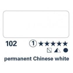 1/2 NAP blanc de Chine permanent S1
