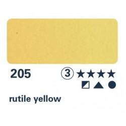 1/2 NAP jaune rutile S3