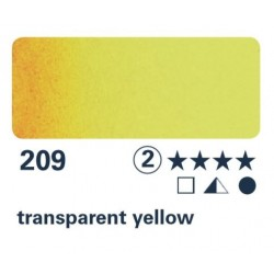 5 ml jaune transparent S2