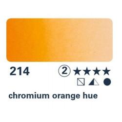 1/2 NAP teinte orange de chrome S2