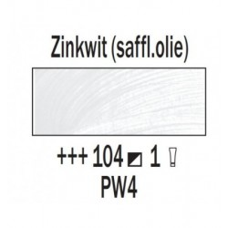 Olieverf 15 ml Zinkwit