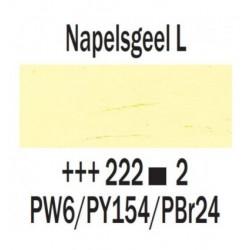 Olieverf 15 ml Napelsgeel licht