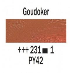 Olieverf 15 ml Goudoker