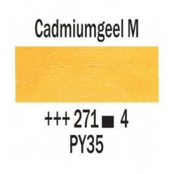 Olieverf 15 ml Cadmiumgeel middel