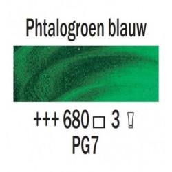 Olieverf 15 ml Phtalogroen blauwachtig