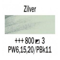 Olieverf 40 ml Tube Zilver