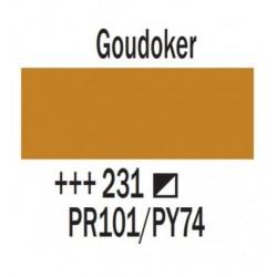 Acryl 250 ml Tube Goudoker