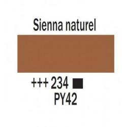 Acryl 250 ml Tube Sienna naturel