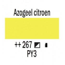 Acryl 250 ml Tube Azogeel citroen