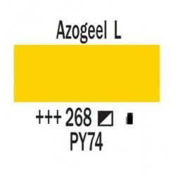 Acryl 250 ml Tube Azogeel licht