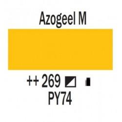 Acryl 250 ml Tube Azogeel middel