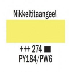 Acryl 250 ml Tube Nikkeltitaangeel