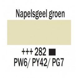 Acryl 250 ml Tube Napelsgeel groen