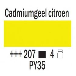 Acryl 75 ml Cadmium geel citroen