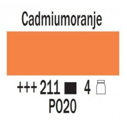 Acryl 75 ml Cadmiumoranje