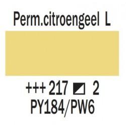 Acryl 75 ml Perm.citroengeel licht