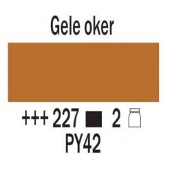 Acryl 75 ml Gele oker