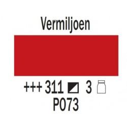 Acryl 75 ml Vermiljoen