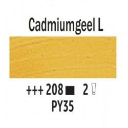 Olieverf 40 ml Tube Cadmiumgeel licht
