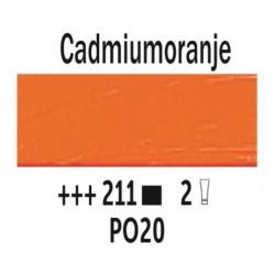 Olieverf 40 ml Tube Cadmiumoranje