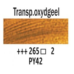 Olieverf 40 ml Tube Transparantoxydgeel