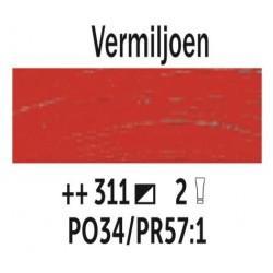 Olieverf 40 ml Tube Vermiljoen