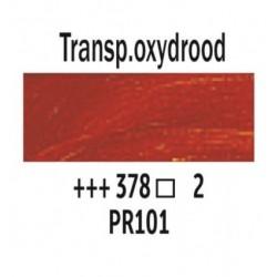 Olieverf 40 ml Tube Transparantoxydrood