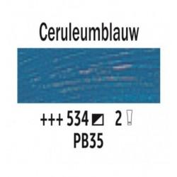 Olieverf 40 ml Tube Ceruleumblauw