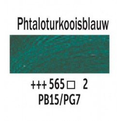 Olieverf 40 ml Tube khtaloturkooisblauw