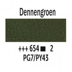 Olieverf 40 ml Tube Dennegroen