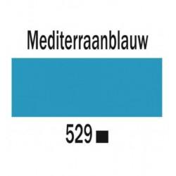 Satin 16 ml Flacon Mediteraanblauw