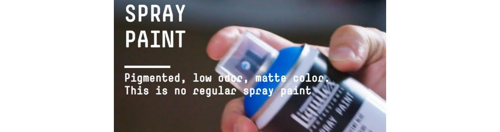 LIQUITEX Acrylic spray